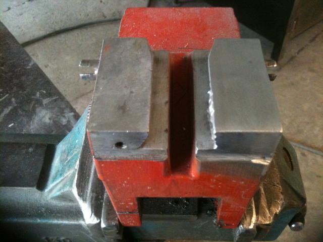 rekonstrukcja bloku statywu do wiertnicy 2